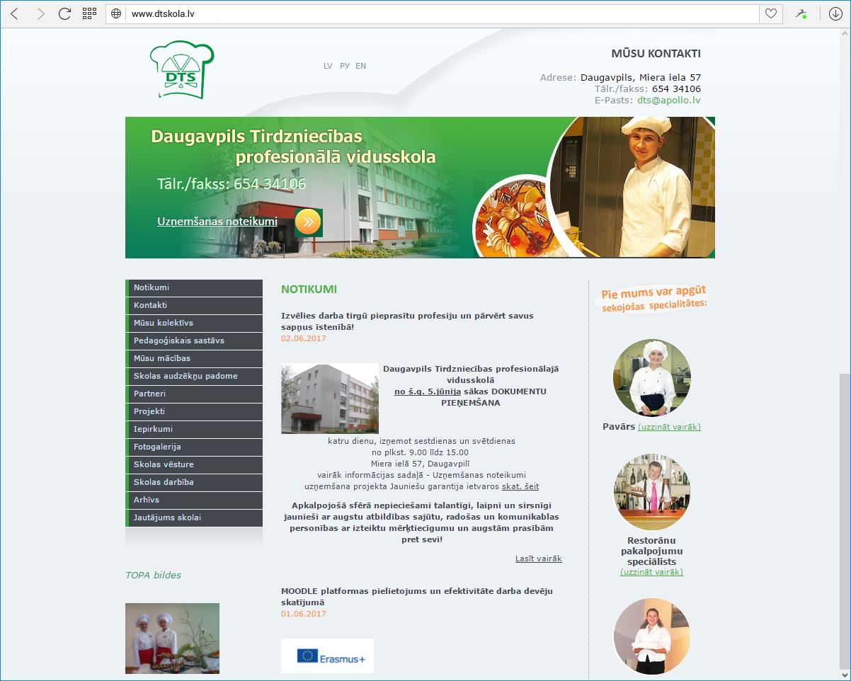 Daugavpils Tirdzniecības skola
