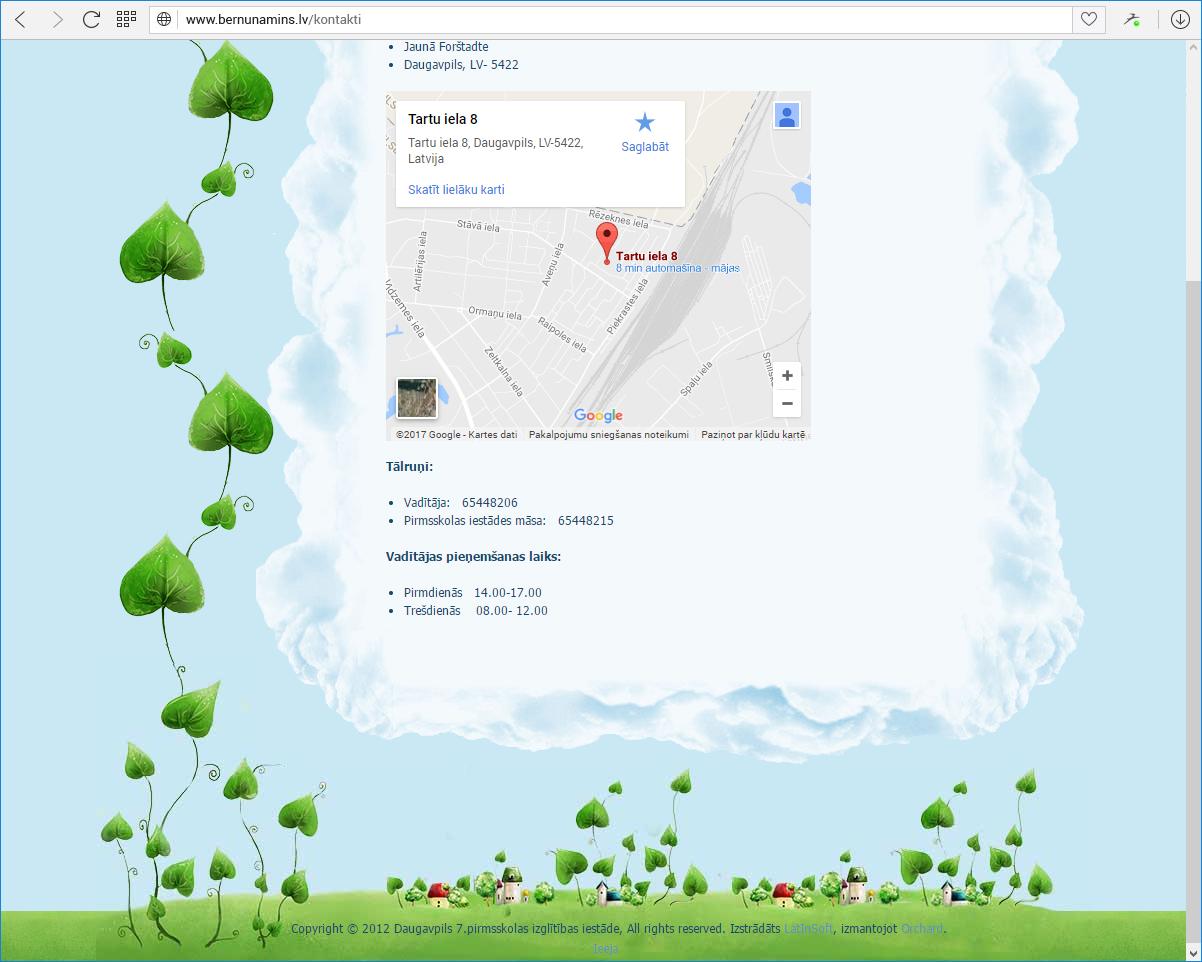Daugavpils 7.pirmsskolas izglītības iestāde