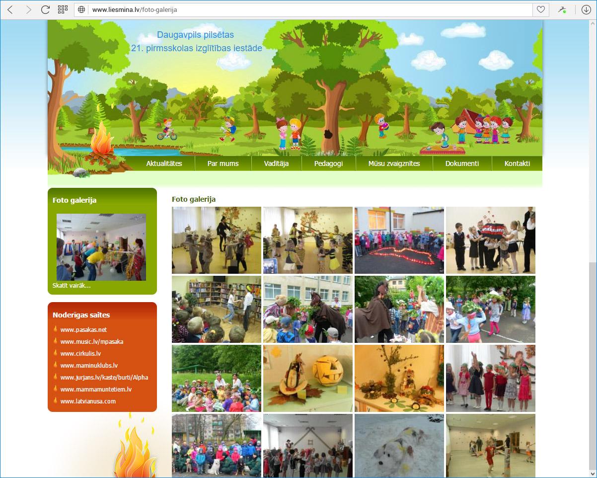 Daugavpils pilsētas 21.pirmsskolas izglītības iestāde