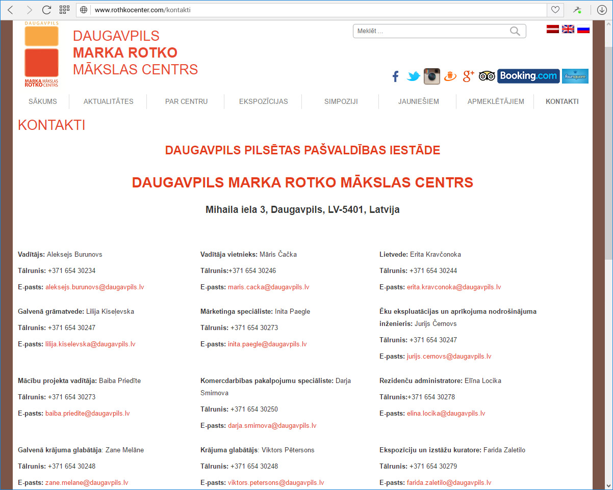 Daugavpils Marka Rotko mākslas centrs