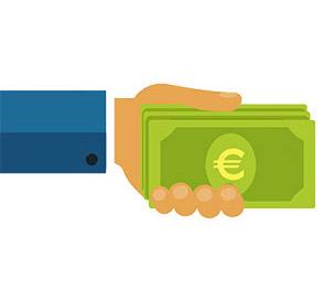 Komisijas nauda + bonuss