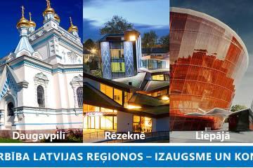 Uzņēmējdarbība Latvijas reģionos – izaugsme un konkurētspēja