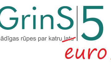 Pāreja uz eiro (euro) – grāmatvedības programmas GrinS