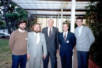 HP dibinātājam Deividam Pakardam – 100