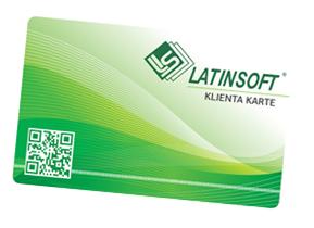 LatInSoft — новая Карта клиента