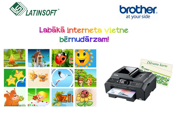 Konkurss - Labākā interneta vietne bērnudārzam!