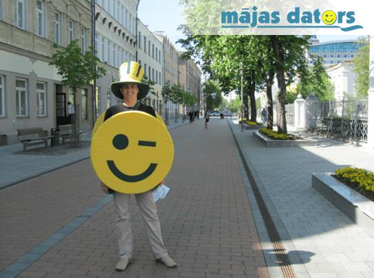 Konkurss – svinam Daugavpils pilsētas svētkus ar smaidu!