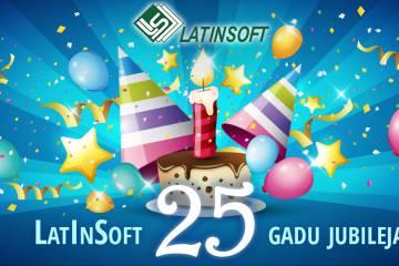LatInSoft 25 gadu jubileja
