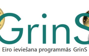 """29.11.2013 – Seminārs """"Eiro ieviešana programmās GrinS"""""""