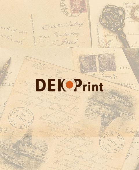 Интернет магазин подарков от дизайн-студии Deko Print.