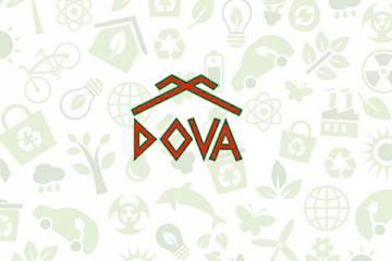 Mājaslapa uzņēmumam DOVA rēķinu izsūtīšanai