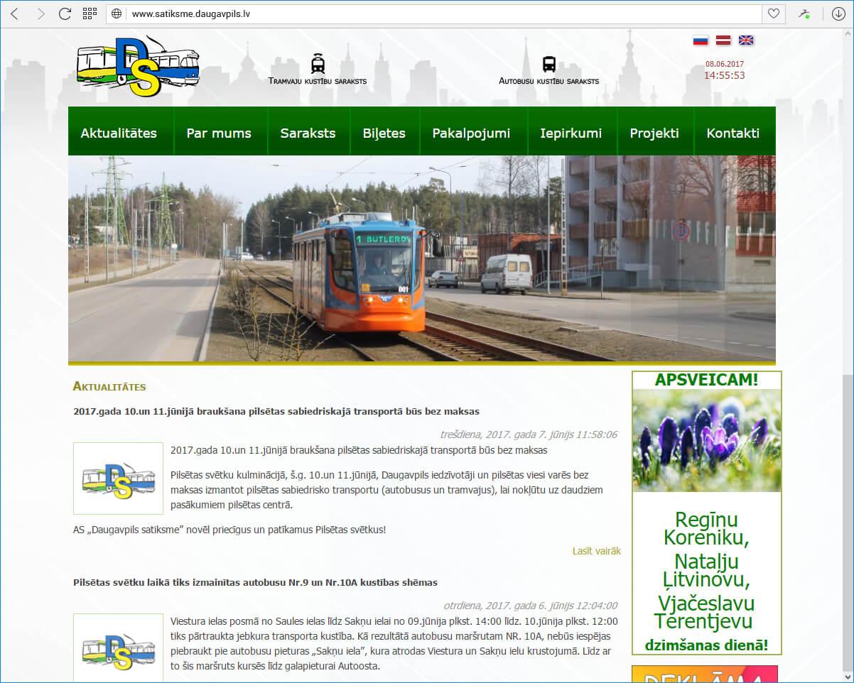 Daugavpils Satiksme