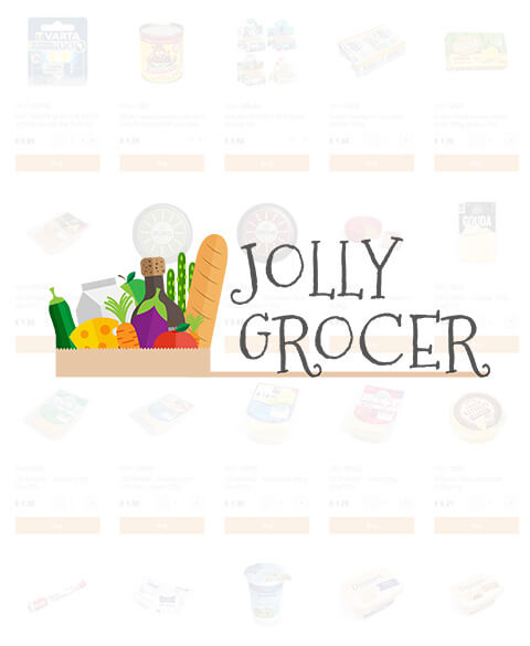 Jolly Grocer
