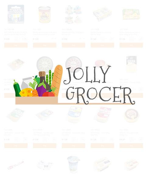 Jolly Grocer