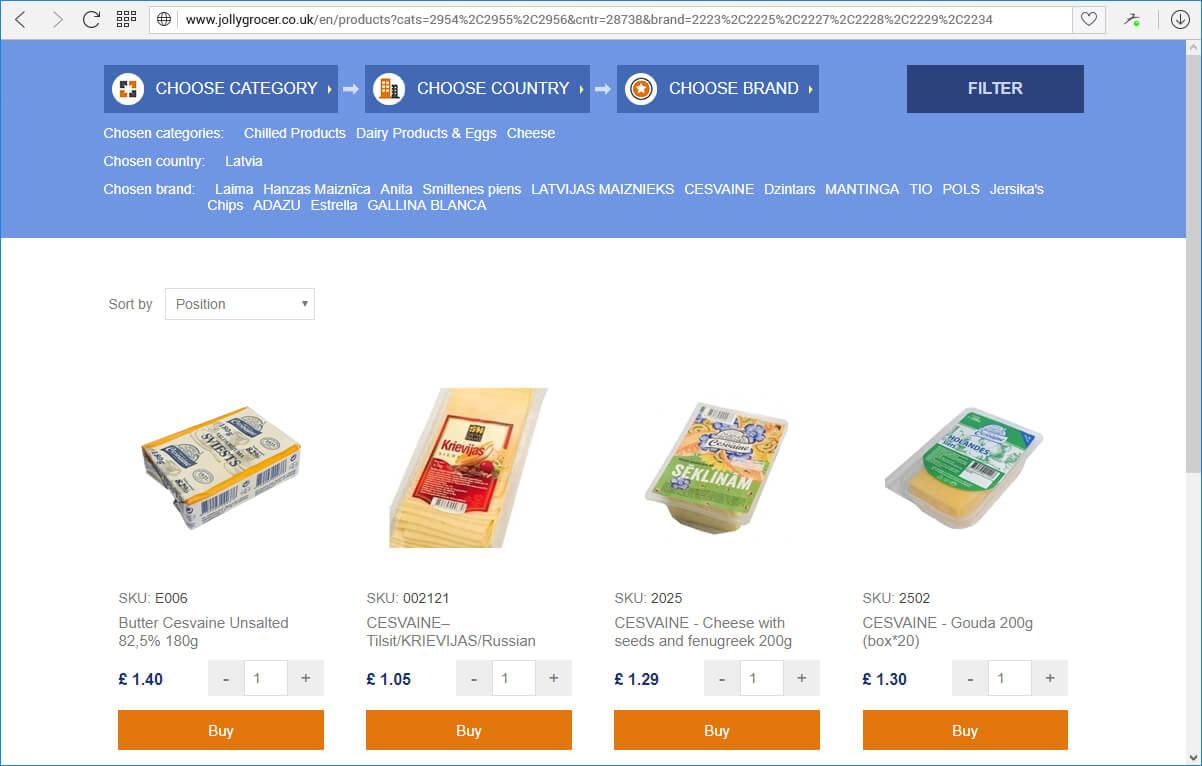 интернет магазин jollygrocer 4