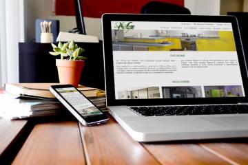 Pabeidzām kompānijas stigamebeles.lv mājas lapas pārveidošanu