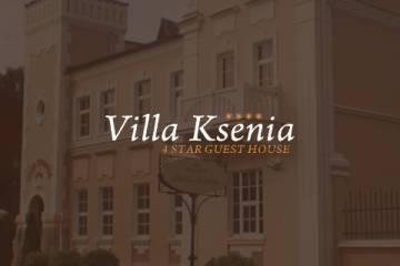 Viesu mājas Villa Ksenija vietne
