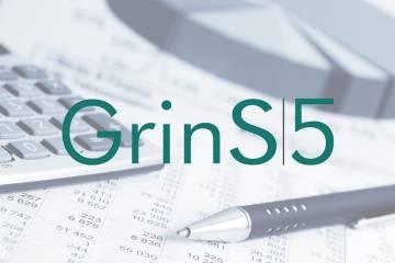 Programmas GrinS 5 atjauninājums septembrī (programmas versija: 5.0.6481)