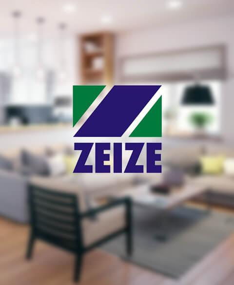 Сайт дизайн-студии «Zeize»