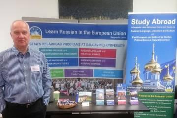 BASEES 2018 konference un izstāde Kembridžā