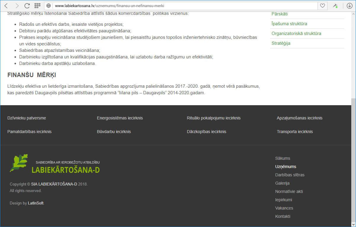 www.labiekartosana.lv - teksta lapa