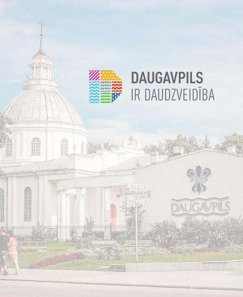 Сайт Даугавпилсской городской думы Daugavpils.lv
