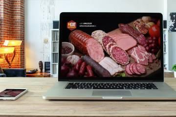 Разработка сайта Meat Union