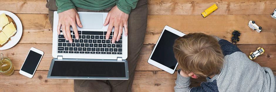 Bērnu drošības problēmas, lietojot Internetu