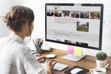 """Bērnunama """"Priedīte"""" mājas lapas izstrāde"""