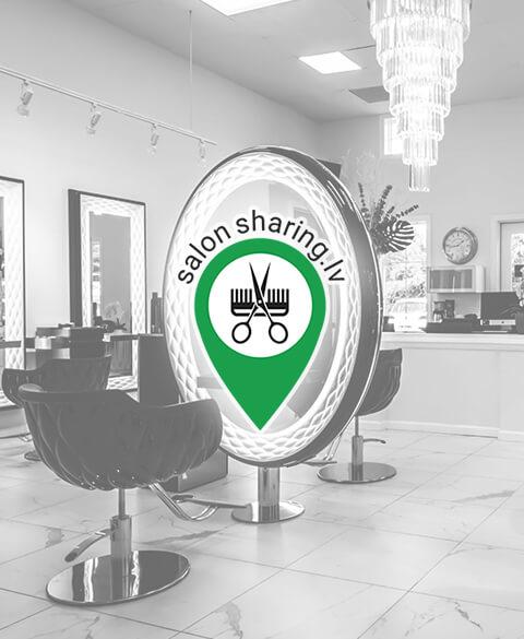 salonsharing.lv - онлайн сервис почасовой аренды рабочего места