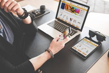 Interneta veikala Smart Do izstrādes pabeigšana