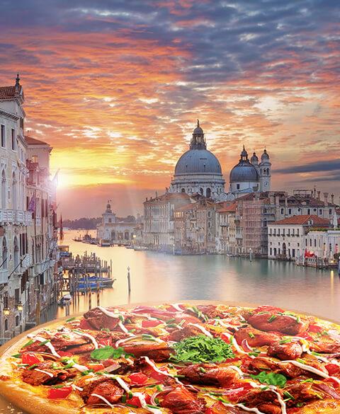 LaPizza - picērija-konditoreja Rēzeknē